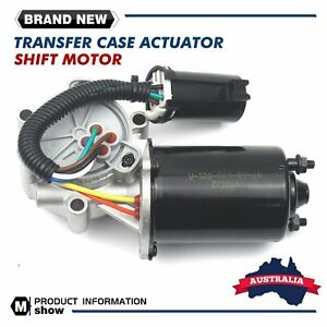TRANSFER CASE 4x4 SHIFT MOTOR Actuator Transmission For Ford Mazda Great Wall PJ