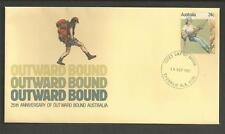 Australia - 1981 Outward Bound - Pre Stamped Envelope - F.D.C.