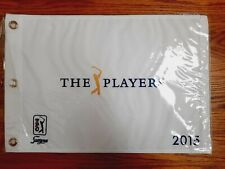 The Players Championship Embroidered Pin Flag  2015