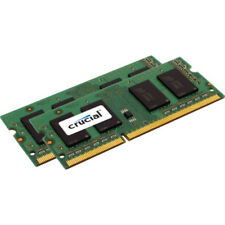 Memoria (RAM) de ordenador Crucial SO DIMM 204-pin PC3-10600 (DDR3-1333)
