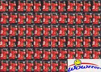 (100)97/98 UD Basketball Factory Sealed Sticker Packs-600 Stickers-Jordan,Kobe+