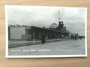 CHALETS, SOUTH PROM, MABLETHORPE SHOWING FAIRGROUND RIDES