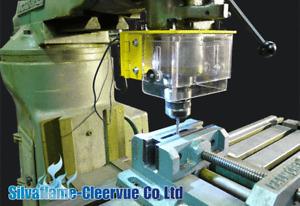 milling machine cutter guard manual silvaflame miller
