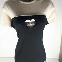 GUINNESS official merchandise womens T shirt Black,  stylish and Unique size 20