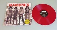RAMONES EATEN ALIVE LP 2015 LIMITED COLOR VINYL EDITION 176/300