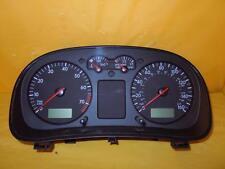 00 01 Jetta GolfmSpeedometer Instrument Cluster Dash Panel Gauges 110,755