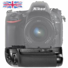 Cámara réflex digital Neewer Battery Grip para Nikon D610 D600 MB-D14 +2 titular de reemplazo d