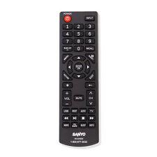 New Original Remote MC42NS00 For Sanyo DP24E14 DP39D14 DP42D24 DP50E44 DP55D44