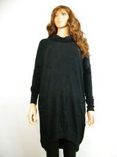 Vestiti da donna neri Casual Taglia 46
