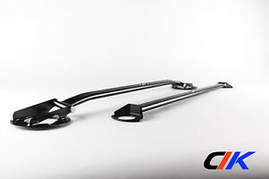 BMW E36 COMPACT Domstreben SET Vorne & Hinten 6 Zylinder Drifting Tuning Drift