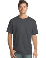 Hanes ComfortSoft® Men's Short-Sleeve Crewneck T-Shirt 4-Pack O5280
