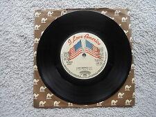 "PATRICK JUVET  I LOVE AMERICA  CASABLANCA RECORDS UK 7"" VINYL SINGLE RECORD"