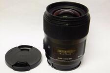 Sigma 1,4 / 35 mm DG HSM ART Objektiv für SONY A-Mount  gebraucht in ovp