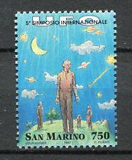 30008) SAN MARINO 1997 MNH** Nuovi** UFO 1v