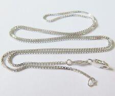 Neu Original Platinum 950 Halskette Schlangen Glieder Kette 18 Länge