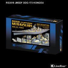 LionRoar PE 1/350 U.S. BATTLESHIP BB-63 MISSOURI 1991 RS3520