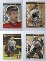 1994-95 BaP Signature Be a Player #140 Hrudey Kelly  autograph  kings