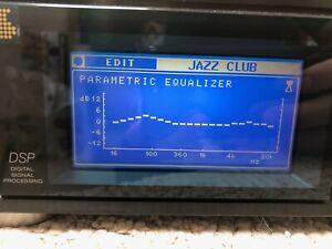 Sony SDP-D905 Digital 22 band Equaliser Spectrum Analyser Compressor DSP HighEnd