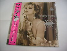MADONNA - LIKE A VIRGIN & OTHER BIG HITS! - REISSUE LP VINYL NEW SEALED 2016 RSD