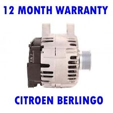 CITROEN Berluti 2.0 MPV BOX 1999 2000 2001 2002 - 2015 rmfd ALTERNATORE