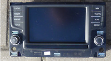Monitor 3g0919605d vw golf 7 VII 5g discover media display monitor