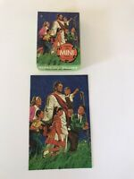 Vintage Bible Mini Jigsaw Puzzle by Standard - Jesus Leads The Children COMPLETE