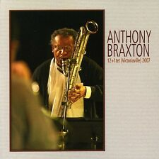 Anthony Braxton - Victoriaville 2007 [New CD]