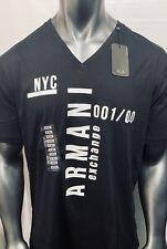 New Armani Exchange MEN'S SLIM LOGO T-SHIRT