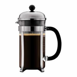Bodum Chambord Shiny 8 Cup Coffee Maker 1L / 34oz