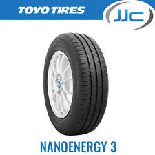 1 x 155/70/13 Toyo Nanoenergy 3 Premium Eco Road Car Tyre 155 70 13 75T