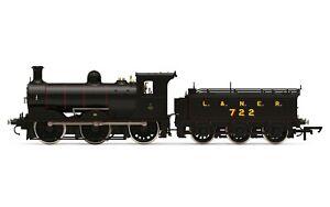 Hornby R3621 LNER, J36 Class, 0-6-0, 722 - Era 3 - BRAND NEW