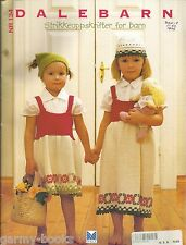 Dale of Norway NR134 Dalegarn Children 2-12 yrs Nordic Knitting 38 Patterns Book