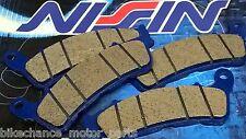 4 pastiglie anteriori NISSIN Honda Crosstourer VFR 1200 X 2012-2019