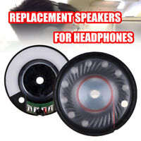 2x Replacement Stereo Speaker Parts For QuietComfort QC25 Driver Headphones