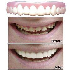 Cosmetic Teeth Snap On Teeth Secure Smile Instant Veneers Dental False Natural