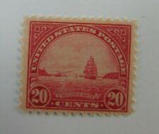 1923 United States  SC #567 GOLDEN GATE  MH 20c stamp