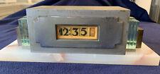 Vintage Art Deco Lawson Clock Arlington Model 97 Unusual Possible Prototype