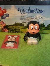 """Disney Vinylmation 3"""" Park Set 1 Have A Laugh Baby Seal with Card"""