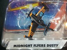 DISNEY PLANES *SUPER CHASE* MIDNIGHT FLYERS DUSTY 2016 SAVE 5% WORLDWIDE