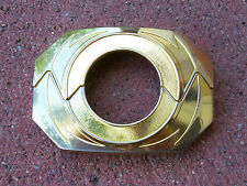 Power Gold Prop Spare Morpher Plate Ranger Cosplay Buckle (91-93 Morpher Only)