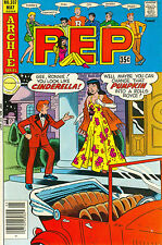 Pep #337 - Archie Comics, 35¢ cover, May 1978