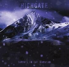 HIGHGATE - Shrined to the Warhead CD