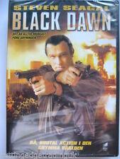 Black Dawn, Steven Seagal [DVD, 2006] Nordic Packaging NEW SEALED Region 2 PAL