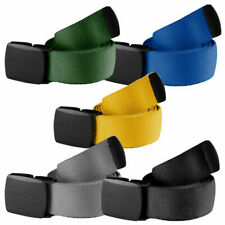 Dickies Pro Belt Mens Lightweight Stretch Elastic Metal Free Cotton Belt DP1004
