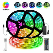 LED Strip Light 5M USB with RG colors changing lights TV Backlight RGB + remote