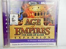 Age of Empires: The Rise of Rome Expansion for Windows 95/98/Windows NT 4.0