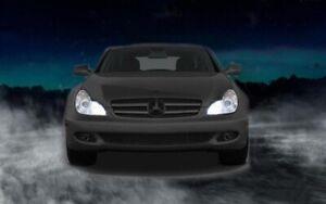 2 Birnen LED Standlicht weiß Set Nachtlichter, canbus für Mercedes CLS w219