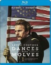 Dances With Wolves 25th Anniversary Region 1 Blu-ray