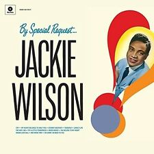 Jackie Wilson - By Special Request + 2 Bonus Tracks [New Vinyl] Bonus Tracks, 18