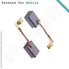 Kohlebürsten Kohlen für Makita Bohrhammer  MT 870 6x9mm (CB-459)